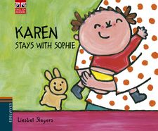 KAREN STAYS WITH SOPHIE -SLEGERS, LIESBET-9788426391575