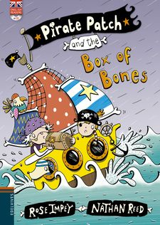 PIRATE PATCH AND THE BOX OF BONES -ROSE IMPEY-9788426398413