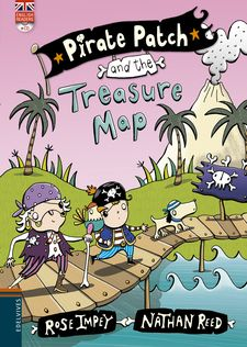 PIRATE PATCH AND THE TREASURE MAP (ENG)-ROSE IMPEY-9788426398420