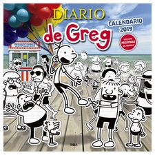 CALENDARIO DE GREG 2019-KINNEY , JEFF-9788427214668