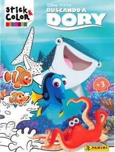 STICK & COLOR 55: BUSCANDO A DORY -AA.VV-9788427869165