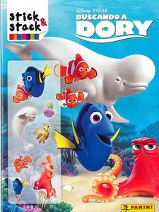 STICK & STACK. BUSCANDO A DORY-AA.VV-978-84-278-6917-2