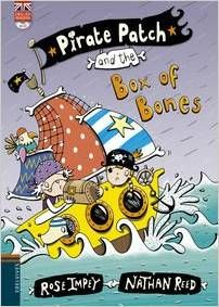 PIRATE PATCH AND THE BOX OF BONES-IMPEY, ROSE-9788428398411
