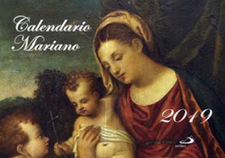CALENDARIO PARED MARIANO 2019-SAN PABLO-9788428555487