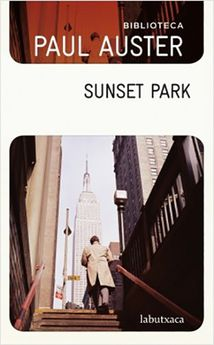 SUNSET PARK -AUSTER, PAUL-9788429767247