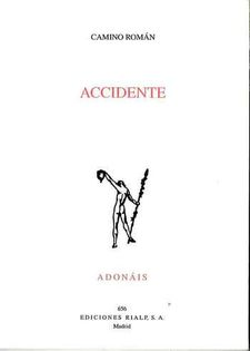 ACCIDENTE-ROMÁN, CAMINO-9788432147845