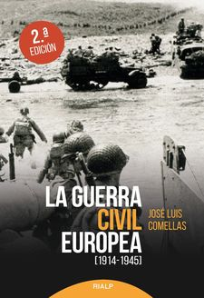 LA GUERRA CIVIL EUROPEA (1914-1945)-COMELLAS, JOSÉ LUIS-9788432151880