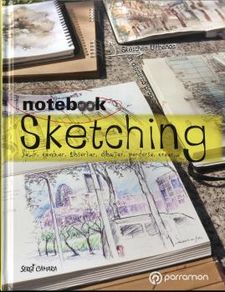 NOTEBOOK SKETCHING-AAVV-9788434210196