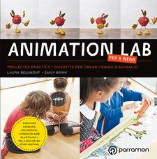 ANIMATION LAB PER A NENS -BELLMONT, LAURA / BRINK, EMILY-9788434214057