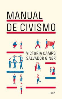 MANUAL DE CIVISMO -GINER, SALVADOR / CAMPS, VICTORIA-9788434418776