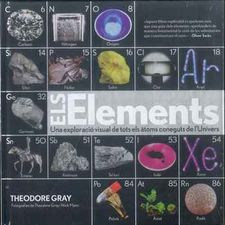 ELS ELEMENTS-GRAY, THEODORE-9788437079073