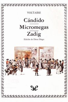 CANDIDO, MICROMEGAS, ZADIG-VOLTAIRE-9788437605418