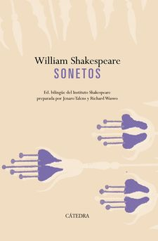 SONETOS -SHAKESPEARE, WILLIAM-9788437634890