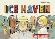 ICE HAVEN-CLOWES, DANIEL-9788439720393