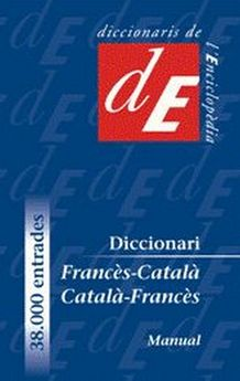 DICCIONARI MANUAL FRACES-CATALA / CATALA-FRANCES -A.A.V.V.-9788441218949