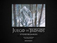 JUEGO DE TRONOS. STORYBOARDS-KOGGE, MICHAEL / SIMPSON, WILLIAM-9788445006825