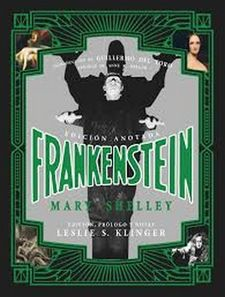 FRANKENSTEIN - EDICIÓN ANOTADA-SHELLEY, MARY-9788446045649