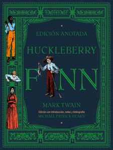 HUCKLEBERRY FINN-TWAIN, MARK-9788446047193