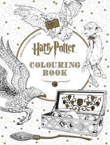 HARRY POTTER. COLOURING BOOK-AA. VV.-978-84-480-2212-9