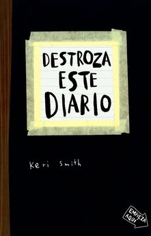 DESTROZA ESTE DIARIO-SMITH, KERI-9788449327858