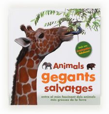 ANIMALS GEGANTS SALVATGES-GREENWOOD, MARIE-9788466133289