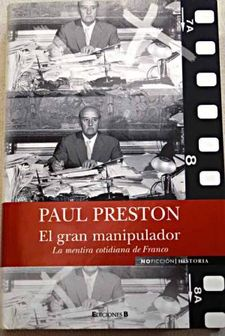 EL GRAN MANIPULADOR-PRESTON, PAUL-9788466638296