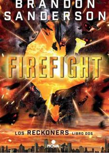 FIREFIGHT. RECKONERS VOL. II-SANDERSON, BRANDON-9788466658362