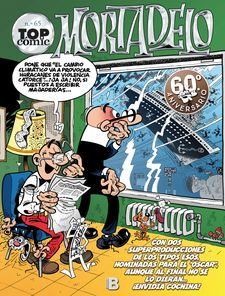 EL CAPO SE ESCAPA (TOP CÓMIC MORTADELO 65)-FRANCISCO IBÁÑEZ-9788466662796