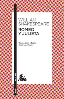 ROMEO Y JULIETA-SHAKESPEARE, WILLIAM-9788467021707