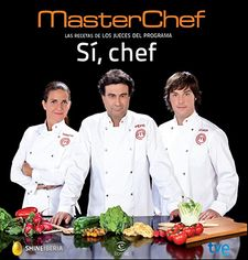 SÍ, CHEF -MASTERCHEF / CR TVE-9788467039597