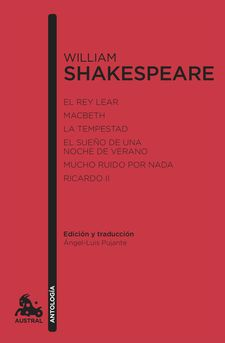 WILLIAM SHAKESPEARE. ANTOLOGÍA -SHAKESPEARE, WILLIAM-9788467047295