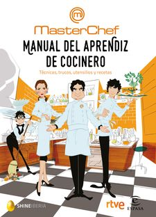 MANUAL DEL APRENDIZ DE COCINERO -SHINE / CR TVE-9788467049459