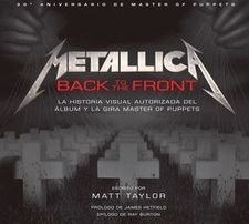 METALLICA: BACK TO THE FRONT -TAYLOR, MATT-9788467925302
