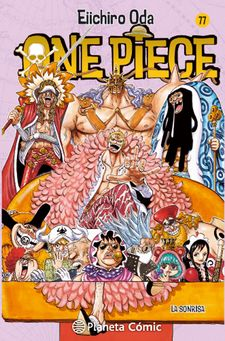 ONE PIECE Nº 77-ODA, EIICHIRO-9788468477787