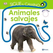 SIGUE EL CAMINO. ANIMALES SALVAJES -SIRETT, DAWN-9788469621677