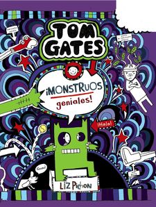 TOM GATES: ¡MONSTRUOS GENIALES!-PICHON, LIZ-9788469627013