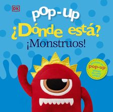 POP-UP. ¿DÓNDE ESTÁ? ¡MONSTRUOS!-LLOYD, CLARE-9788469629772