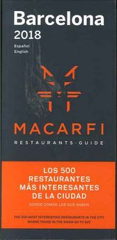 MACARFI BARCELONA MADRID (ESPAÑOL - ENGLISH)-MACARFI-9788469758212