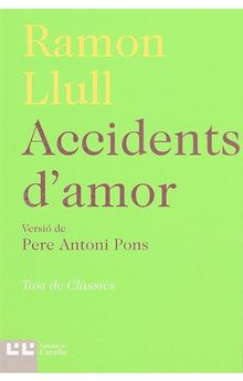 ACCIDENTS D''AMOR -LLULL, RAMON-9788472268005