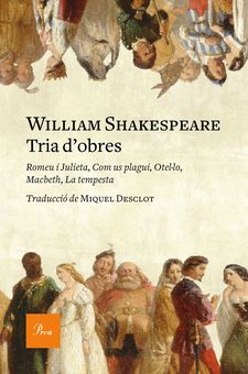 TRIA D'OBRES-SHAKESPEARE, WILLIAM-9788475886534