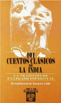 101 CUENTOS CLASICOS DE LA INDIA-EDAF, EDITORIAL-847640890
