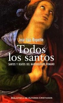 TODOS LOS SANTOS-REPETTO, JOSÉ LUIS-9788479148720