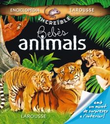 BEBÈS ANIMALS-LAROUSSE-848016662