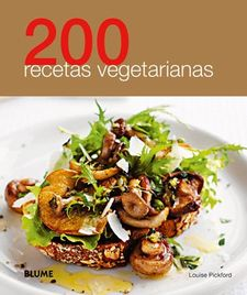 200 RECETAS VEGETARIANAS -PICKFORD, LOUISE-9788480769570