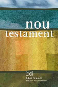 NOU TESTAMENT BCI-ESCOLAR PLASTIFICAT-EDITORIAL CLARET-9788482975481