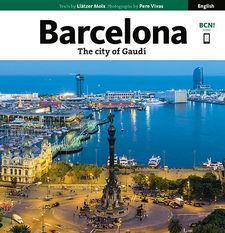 THE CITY OF GAUDÍ-VIVAS ORTIZ, PERE / MOIX PUIG, LLÀTZER-9788484787211