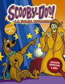 SCOOBY-DOO. LA FALSA PITONISA -GELSEY, JAMES-9788484838722