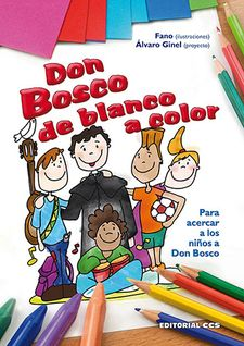 DON BOSCO DE BLANCO A COLOR-FANO; GINEL, ÁLVARO-9788490230510