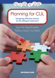 PLANNING FOR CLIL-LLULL; FERNÁNDEZ; JOHNSON; PEÑAFIEL-9788490234006