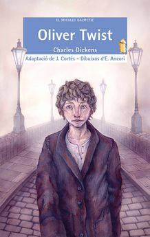 OLIVER TWIST-DICKENS, CHARLES-9788490268292